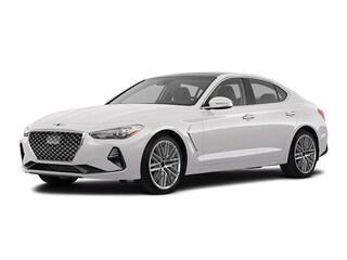 New 2020 Genesis G70 2.0T Sedan KMTG64LA0LU053420 for sale in Akron, OH