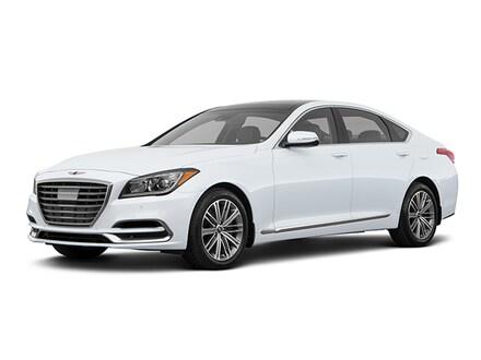 2020 Genesis G80 3.8 Sedan