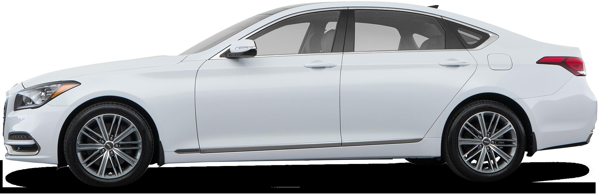 2020 Genesis G80 Sedan 3.8L RWD