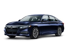 2020 Honda Accord Hybrid Base Sedan continuously variable automatic