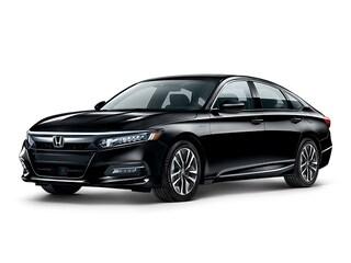 New 2020 Honda Accord Hybrid EX-L Sedan for sale near you in Westborough, MA
