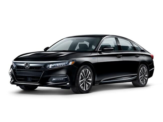 New 2020 Honda Accord Hybrid EX-L Sedan for sale in Houston