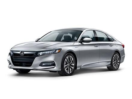 Featured New 2020 Honda Accord Hybrid EX-L Sedan for sale in Medina, OH
