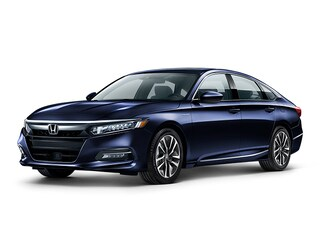 New 2020 Honda Accord Hybrid EX-L Sedan for sale near you in Seekonk, MA