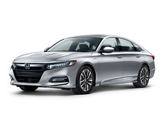 New 2020 Honda Accord Hybrid EX Sedan for Sale in Westport, CT, at Honda of Westport