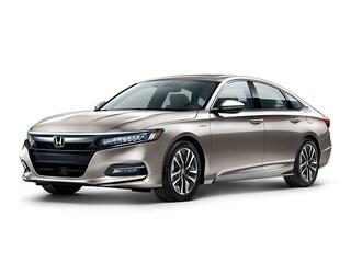 New 2020 Honda Accord Hybrid Touring Sedan 1HGCV3F93LA009605 for sale in Chicago, IL