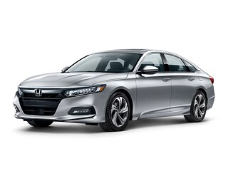 New 2020 Honda Accord EX 1.5T Sedan 1HGCV1F41LA100588 for sale in Toledo, OH