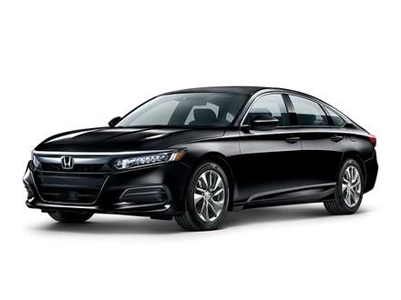 New 2020 Honda Accord LX Sedan Cambridge, Massachusetts