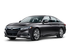 2020 Honda Accord LX 1.5T Sedan continuously variable automatic