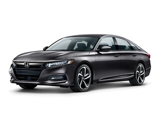 New 2020 Honda Accord Sport 1.5T Sedan near Harlingen, TX