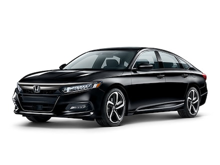 New Toyota Special 2020 Honda Accord Sport 2.0T Auto Sedan available in Sandy, UT