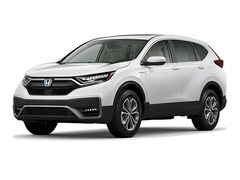 New 2020 Honda CR-V Hybrid EX-L SUV near Dallas