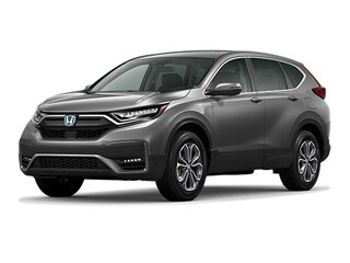 New 2020 Honda CR-V Hybrid EX SUV for sale near you in Bloomfield Hills, MI