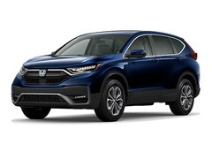 New 2020 Honda CR-V Hybrid EX SUV for Sale in Springfield, IL, at Honda of Illinois