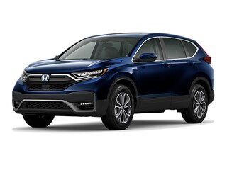 New 2020 Honda CR-V Hybrid EX SUV 7FART6H58LE003966 for sale in Chicago, IL