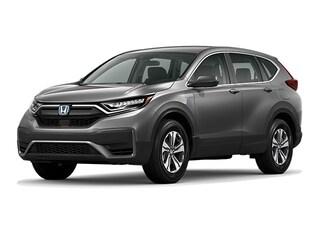 New 2020 Honda CR-V Hybrid LX SUV for sale near you in Seekonk, MA