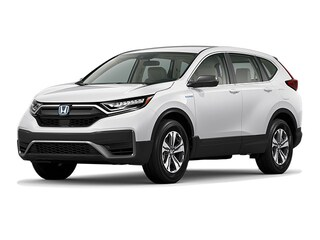 New 2020 Honda CR-V Hybrid LX SUV L006107 for sale near Fort Worth TX