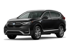 New Honda vehicles 2020 Honda CR-V Hybrid Touring SUV for sale near you in Pompton Plains, NJ