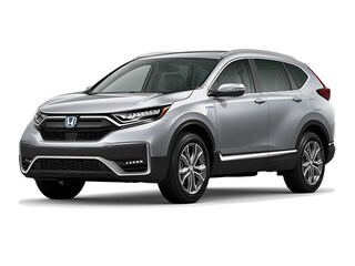 New 2020 Honda CR-V Hybrid Touring SUV For Sale in Toledo, OH