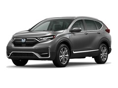 New 2020 Honda CR-V Hybrid Touring SUV for Sale in Fayetteville NY