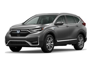 New 2020 Honda CR-V Hybrid Touring SUV for sale near you in Bloomfield Hills, MI