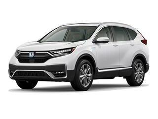 New 2020 Honda CR-V Hybrid Touring SUV Medford, OR