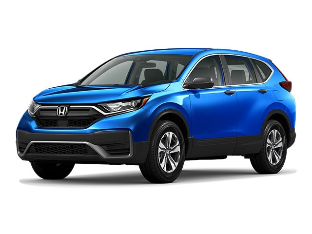 2020 Honda CR-V SUV Aegean Blue Metallic