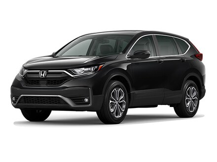 Featured New 2020 Honda CR-V EX-L 2WD SUV for sale in Medina, OH