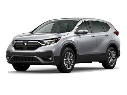 Featured Used 2020 Honda CR-V EX-L EX-L AWD for sale in Langhorne, PA