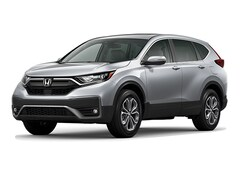 New 2020 Honda CR-V EX-L AWD SUV for Sale in Westport, CT, at Honda of Westport
