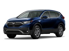 2020 Honda CR-V EX-L AWD SUV continuously variable automatic