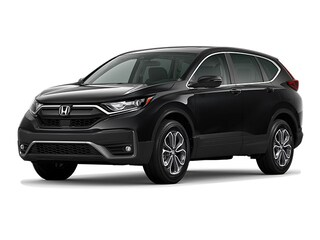New 2020 Honda CR-V EX AWD SUV 205196 in Springfield, PA