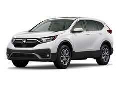 New 2020 Honda CR-V EX AWD SUV 5J6RW2H51LA013687 in Nampa at Tom Scott Honda