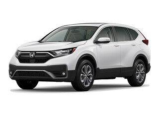 New 2020 Honda CR-V EX AWD SUV 205204 in Springfield, PA