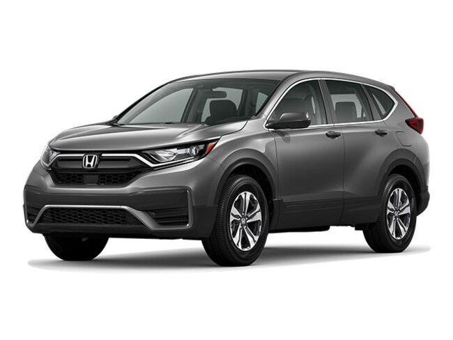 New 2020 Honda CR-V LX 2WD SUV in Orange County