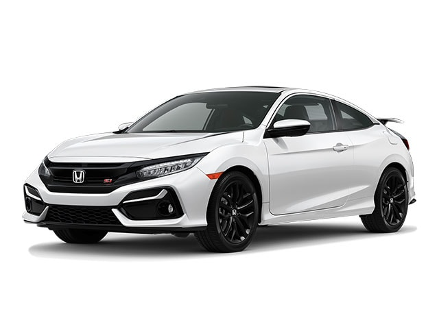 2020 Honda Civic Si Coupe Digital Showroom | White Allen Honda