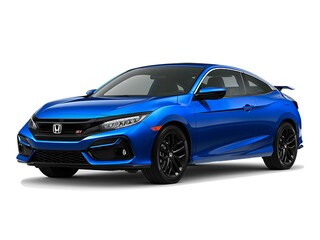 New 2020 Honda Civic Si Base w/Summer Tires Coupe for sale near you in Seekonk, MA