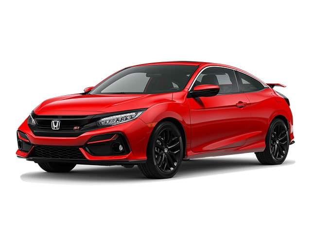 2020 Honda Civic Si Coupe Digital Showroom | AutoNation ...