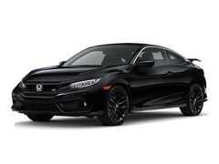 2020 Honda Civic Si Manual Car