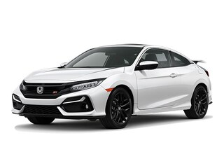 2020 Honda Civic Si Manual Coupe