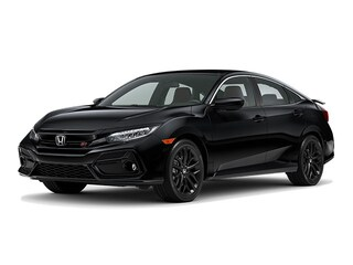 New 2020 Honda Civic Si Base Sedan for sale near you in Seekonk, MA