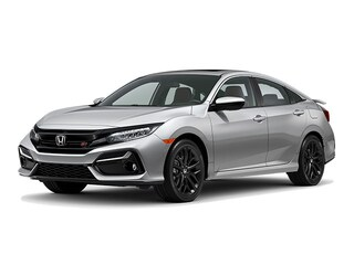New 2020 Honda Civic Si Base Sedan for Sale in Hopkinsville KY
