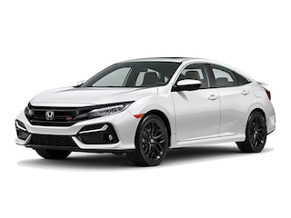 New 2020 Honda Civic Si Base Sedan 2HGFC1E56LH704457 for sale in Chicago, IL