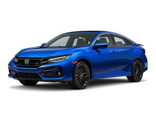 New 2020 Honda Civic Si Base w/Summer Tires Sedan in Concord, CA