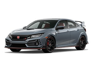 2020 Honda Civic Type R Hatchback Sonic Gray Pearl