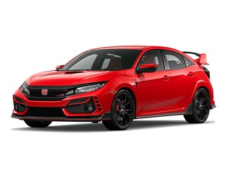 New 2020 Honda Civic Type R Touring Hatchback for sale near you in Burlington MA