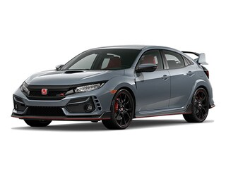 New 2020 Honda Civic Type R Touring Hatchback Salem, OR