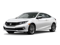 New 2020 Honda Civic EX CVT Coupe Abilene, TX