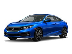 New 2020 Honda Civic Sport CVT 2dr Car in Downington, PA