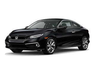 New 2020 Honda Civic Touring Coupe 2HGFC3B94LH350649 0H201650 for sale in Houston, TX